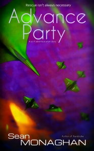 advance party cover 54